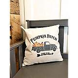 High quality Pumpkin Patch Fall Pillow Cover - Fall Decor - Fall Pillow Cover - Autumn Pillow Cover - Autumn Decor - Farmhouse Decor - Farmhouse Pillow