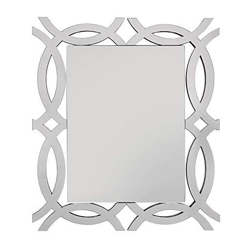 Quadro Espelho Decorativo Veneziano Sala Quarto 3871