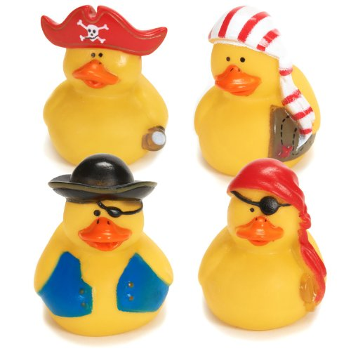 Fun Express Pirate Rubber Novelty