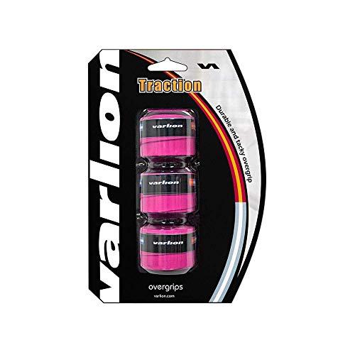 Varlion Traction - Overgrip de pádel, color fucsia: Amazon.es ...
