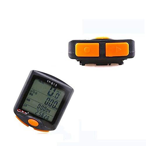 Muranba Bike Cycling Bicycle Cycle Computer Odometer Speedometer Backlight Good