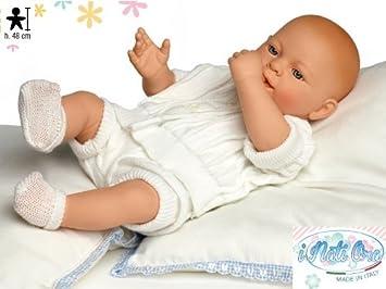 Amazon.es: MIGLIORATI miglioratib842 recién Nacido Macho muñeco de ...