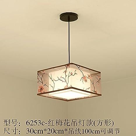 KANG@ Nuevas luces lámpara de techo chino adhiriéndose al ...