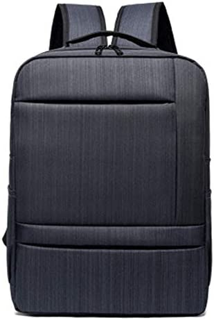 Einfache Business-Rucksack Herrenmode Freizeit Reiserucksack Multifunktions-USB-Computer Tasche Pendler Reiserucksack