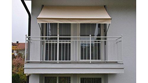 Angerer Klemmmarkise Style Beige 150 cm, 2314/016