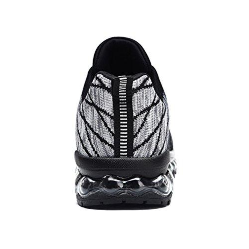 gris adulto negro Unisex de LFEU y bajo caño botas xq8Tx6np