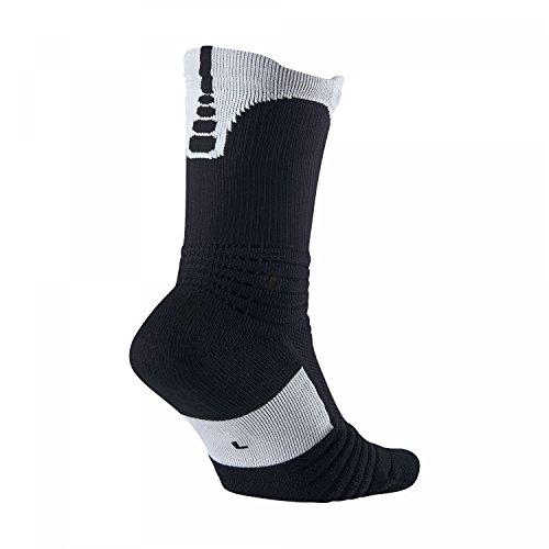 Nike Unisex KD Elite Versatility Crew Sock (Elite Basketball Crew Socks)