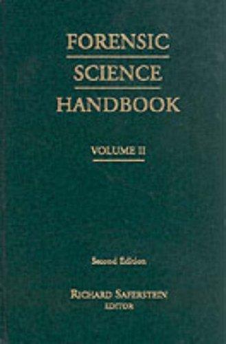 Forensic Science Handbook, Vol. II (2nd Edition)