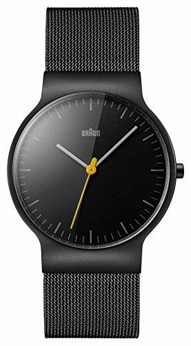 Mens Braun BN0211 Watch BN0211BKMHG