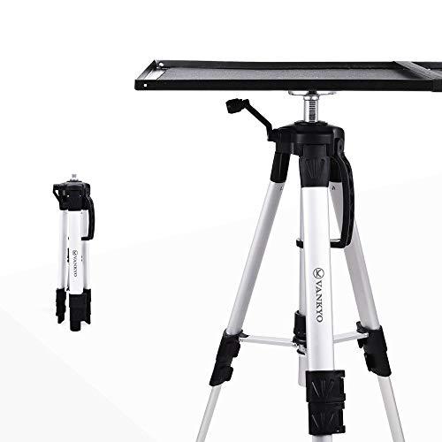 VANKYO Aluminum Tripod Projector Stand, Adjustable
