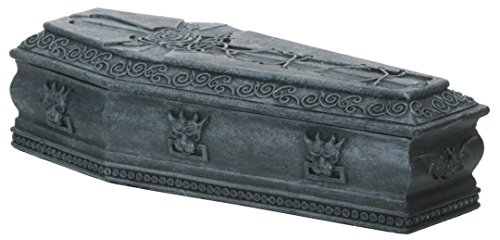 Gargoyle Coffin Monster Gothic Container
