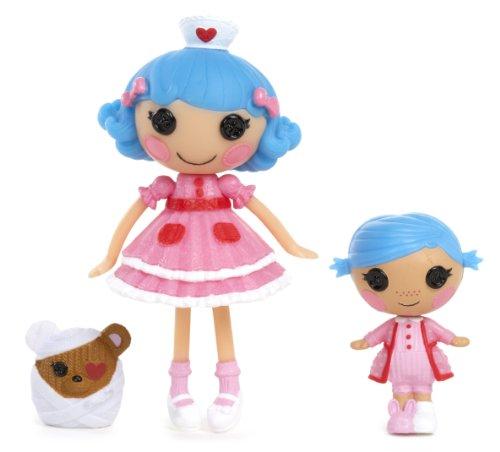 Lalaloopsy Mini Littles Stumbles Bumps N Bruises And Rosy Bumps N Bruises Doll