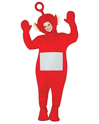Faerynicethings Adult Size Teletubbies Costume - Po]()