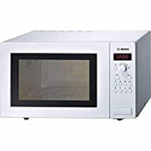 Bosch HMT84M421B Encimera 25L 900W Blanco - Microondas ...