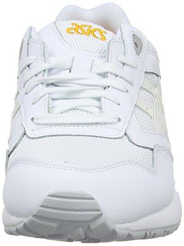 asics Gelsaga - Zapatillas de running de sintético para hombre White/White 101