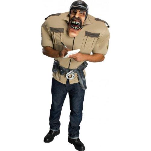 Spirit Major Violation Mens Costume, Standard ()