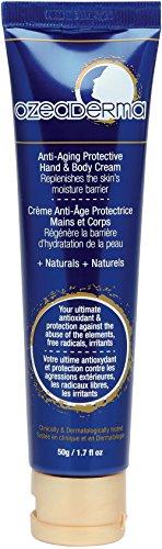 OzeaDerma Anti-Aging Protective Hand & Body Cream