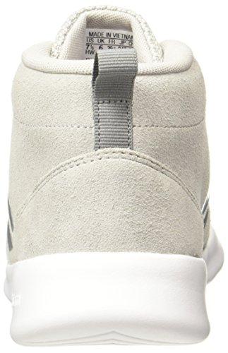 adidas CF QT Racer Mid W, Zapatillas de Deporte Para Mujer Gris (Gridos/Gritre/Balcri)