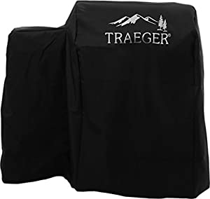 Traeger Hydrotuff Cover for Junior Black by legendary Traeger