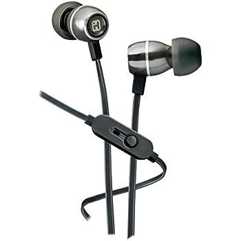 Amazon.com: iHome iB18G Noise Isolating Metal Earphones