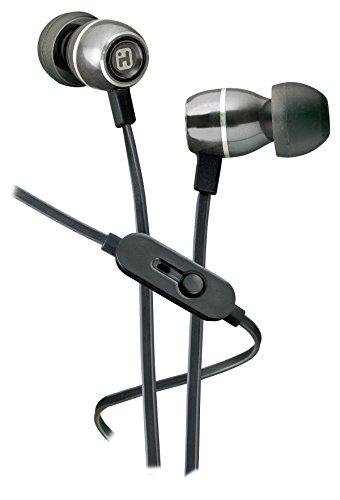 iHome iB18G Isolating Earphones Gunmetal