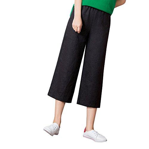 間違えたジャーナル債権者[RSWHYY] レディース ワイドパンツ 柔らかい ロングパンツ 快適 ウエストゴム 学院風 サマーウェア 涼しい 女性用