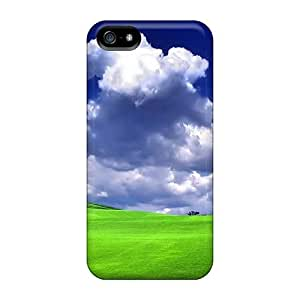 New Arrival Premium For SamSung Galaxy S5 Phone Case Cover (green Grass)