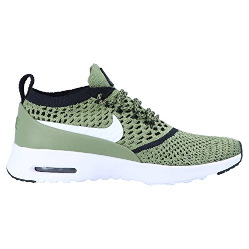 Hombre Cuero Deporte Zapatillas Verde Para Nike De 6qTAwHnv
