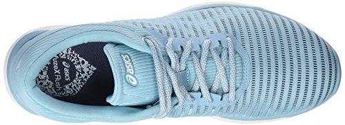 Asics Ladies Fuzex Rush Adattarsi Scarpe Da Corsa Multicolore (porcellana Bluewhitesmoke Blu)