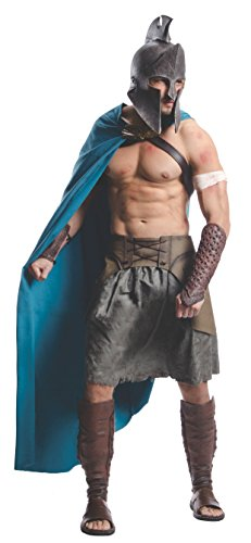 Themistocles Adult Costumes (Rubie's Costume 300: Rise Of An Empire Deluxe Adult Themistocles, Multi-Colored, Standard)