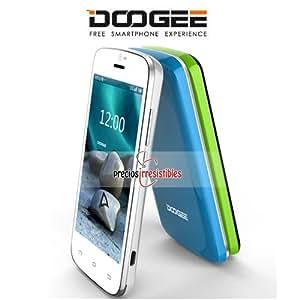 Teléfono móvil libre Dual SIM DOOGEE COLLO DG100 negro