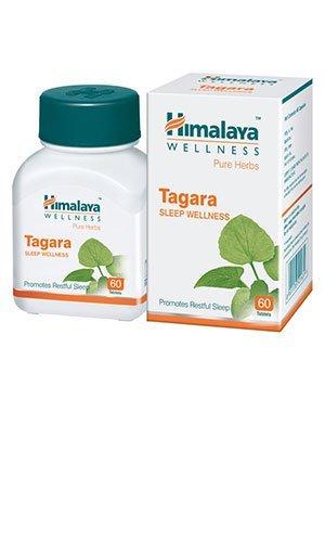 Himalaya Wellness Tagara Sleep Wellness (60 Tablets)