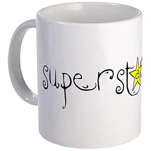 CafePress - Superstar Mug - Unique Coffee Mug, Coffee Cup ()