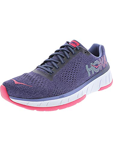 Hoka One Women's Cavu Blue Ribbon/Marlin Ankle-High Mesh Running Shoe - 9.5M from HOKA ONE ONE
