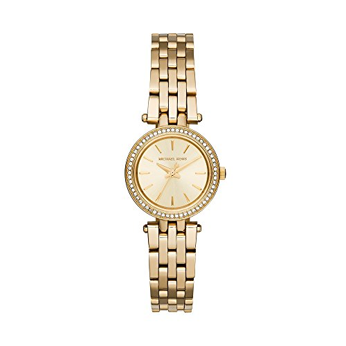 (Michael Kors Women's Darci Gold-Tone Watch MK3295)