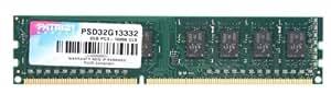 Patriot Memory 2GB DDR3 1333MHz Signature, PSD32G13332