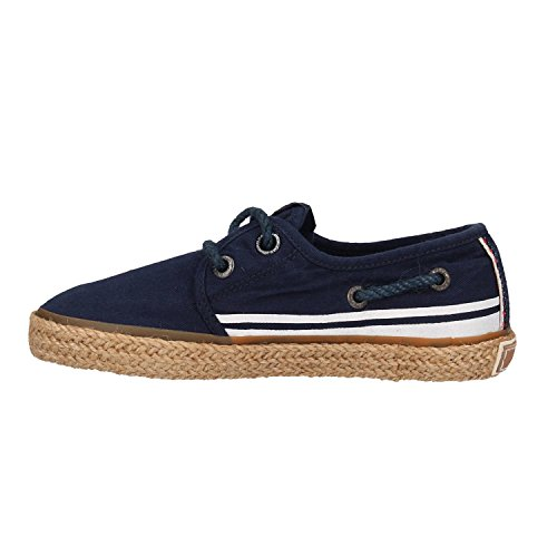 Sneaker Pepe Jeans Sailor Tape Marine Blau Blue