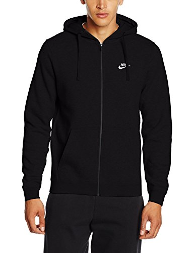 Men's Nike Therma Training Hoodie Carbon Heather/Black Size X-Large