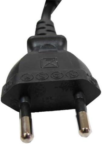 SF Cable 6ft European Non Polarized Power Cord 300//300V