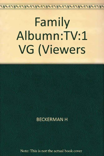 Family Album U S A Vol 1 Book By Howard Beckerman