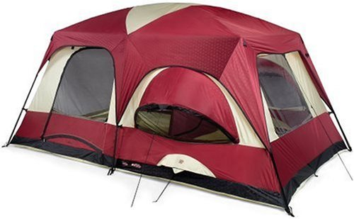 Amazon.com  Columbia Cougar Flats Six to Eight-Person Two-Room Cabin Tent  Family Tents  Sports u0026 Outdoors  sc 1 st  Amazon.com & Amazon.com : Columbia Cougar Flats Six to Eight-Person Two-Room ...