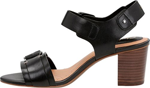 Black Dazzle Clarks Leather Donna Ralene qvxOz