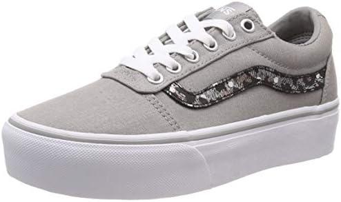 order online new arrive special sales Vans WM Ward Platform, Women's Sneakers, Multicolour ...