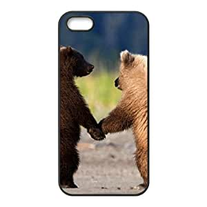 Lovely Iphone 4 4S Design with Baby Llama White Phone Iphone 4 4S Generation