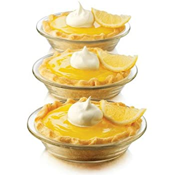 Amazon Com Just Baking Mini Pie Dish Set Of 10 Kitchen