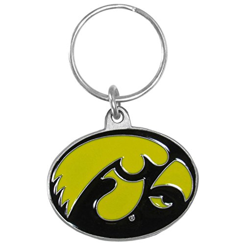 Siskiyou NCAA Iowa Hawkeyes Key Chain ()