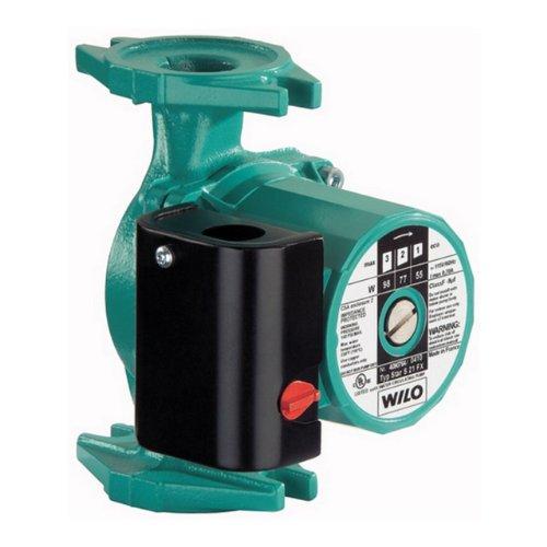 Hydronic Circulating Pump - Wilo 4105032 Star S 21F Three Speed Wet Rotor Hydronic Circulating Pump, 115-Volt