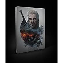 The Witcher: Wild Hunt Steelbook Case, Model: