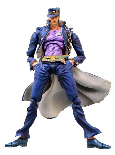 Medicos JoJo's Bizarre Adventure  Part 3--Stardust Crusaders  Jotaro Kujo Second Super Action Statue by MediCos