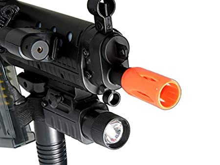 Double Eagle M82 Full Auto Airsoft Electric Gun Folding Stock 200fps